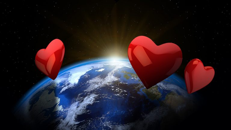 Fiestas del amor en el mundo
