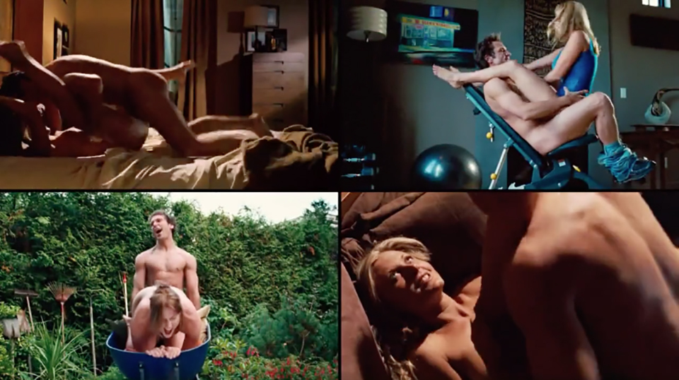 The 7 best sex scenes to laugh and get horny