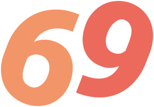Practicar el 69