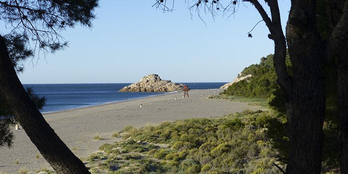 Playa del Torn, L'Hospitalet de l'Infant (Tarragona)