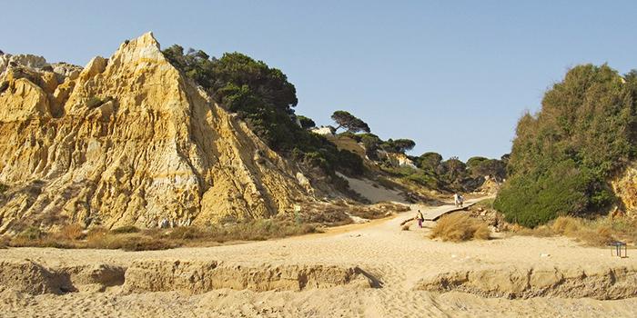 Playa Rompeculos, Mazagón (Huelva)