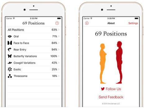 69 positions app