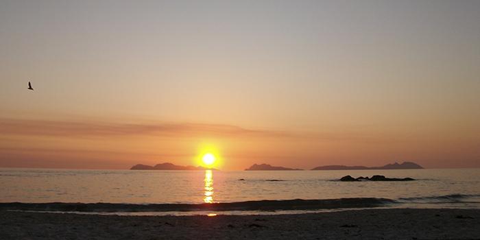 Playa de Samil - Vigo (Pontevedra)