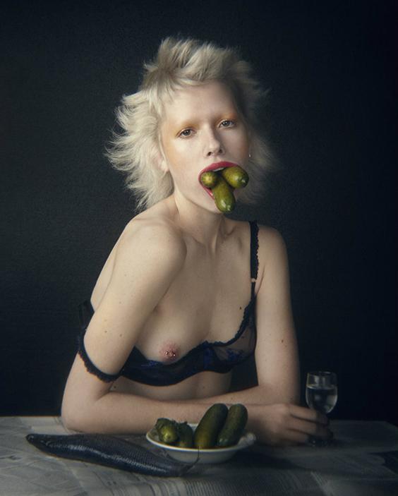 Food Porn, de Dima Hohlov