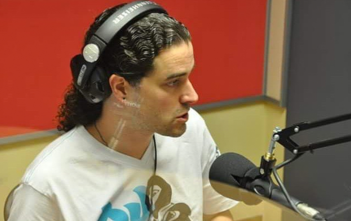 Alex Salgado radio