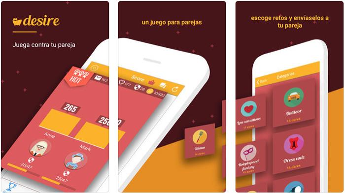 Desiree app