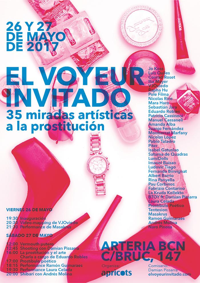 Exposición El Voyeur Invitado