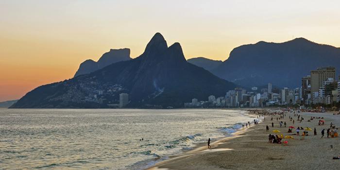 Follar en Brasil