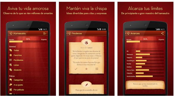IKamasutra app