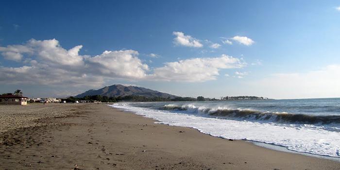 Playa de Quitapellejos - Palomares (Almería)