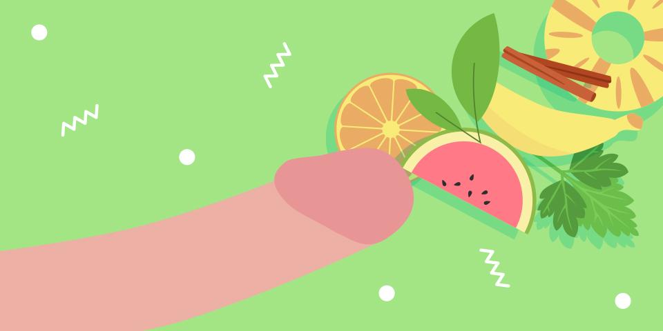 ¿Puede Alimentaria ayudarte a mejorar el sabor de tu semen?