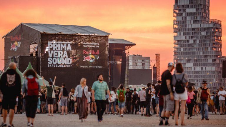 Follar en festivales de música