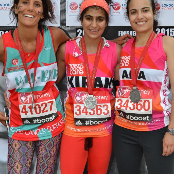Kiran-Gandhi-marathon