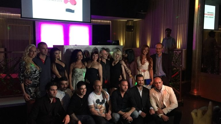 Premios Ninfa Salón Erótico de Barcelona 2016