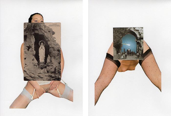 Imanol Buisan collage
