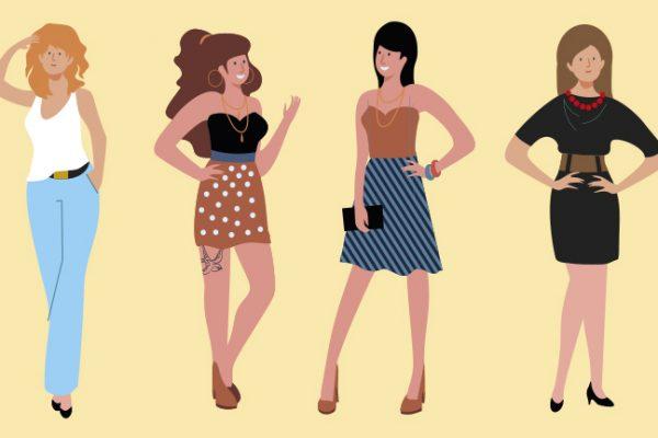 Descubre los looks en los que no habías pensado para trabajar en una agencia de escorts