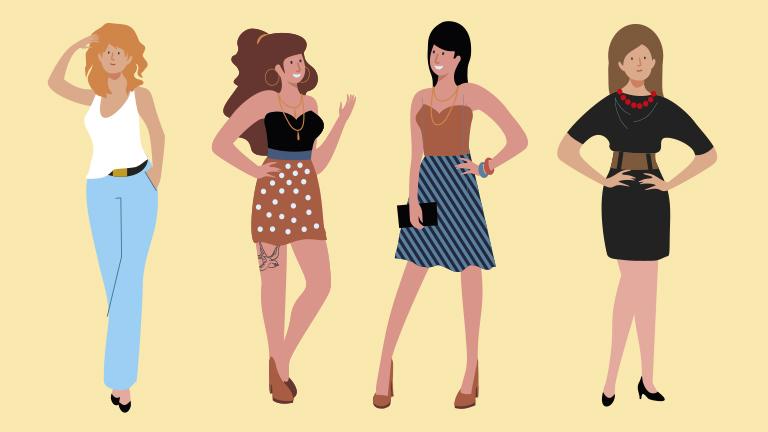 Descobreix els looks en què no havies pensat per treballar en una agència d'escorts